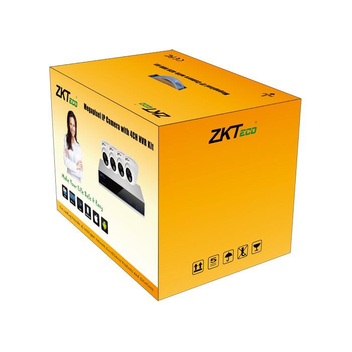 Kit NVR + 4x Camera