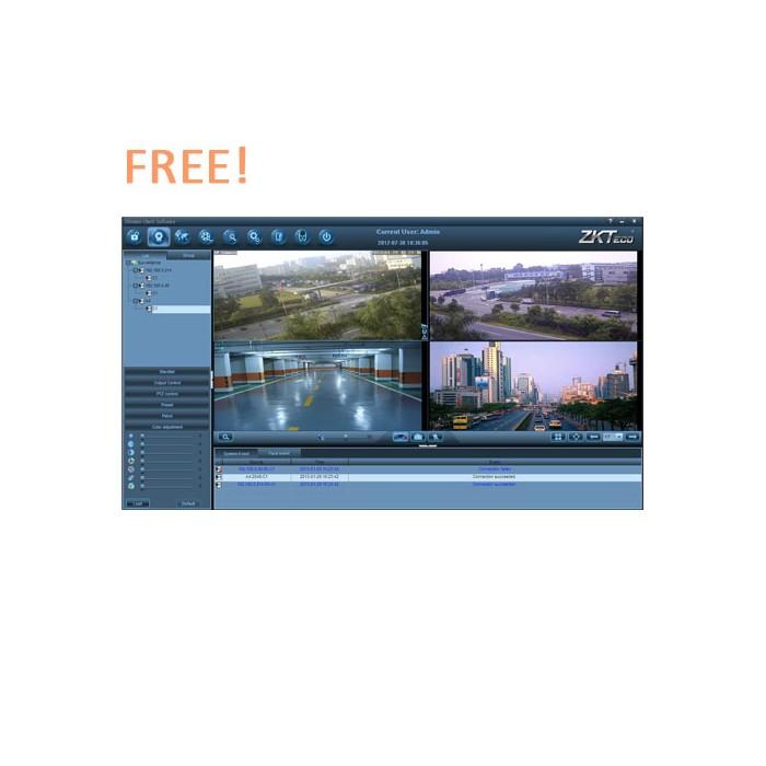 Logiciel de vidéosurveillance