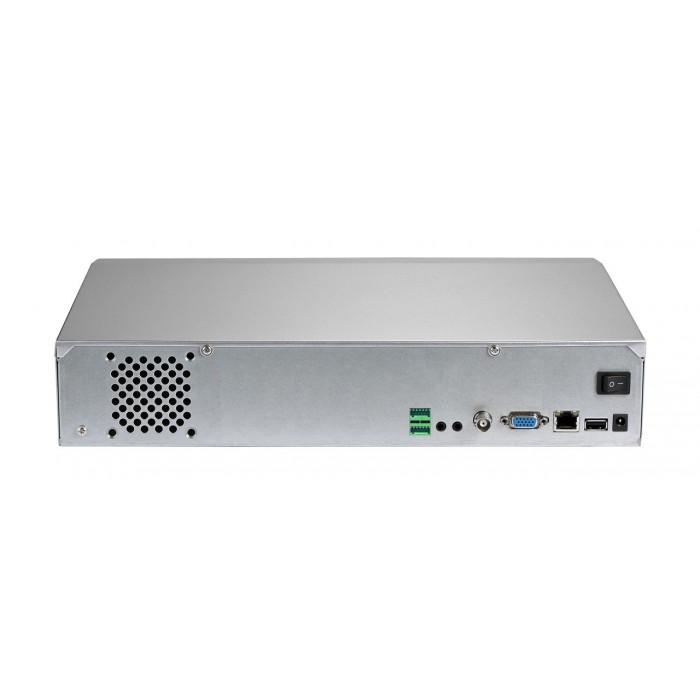 Industrial Embedded Micro-controller Network Video Recorder HVR0804