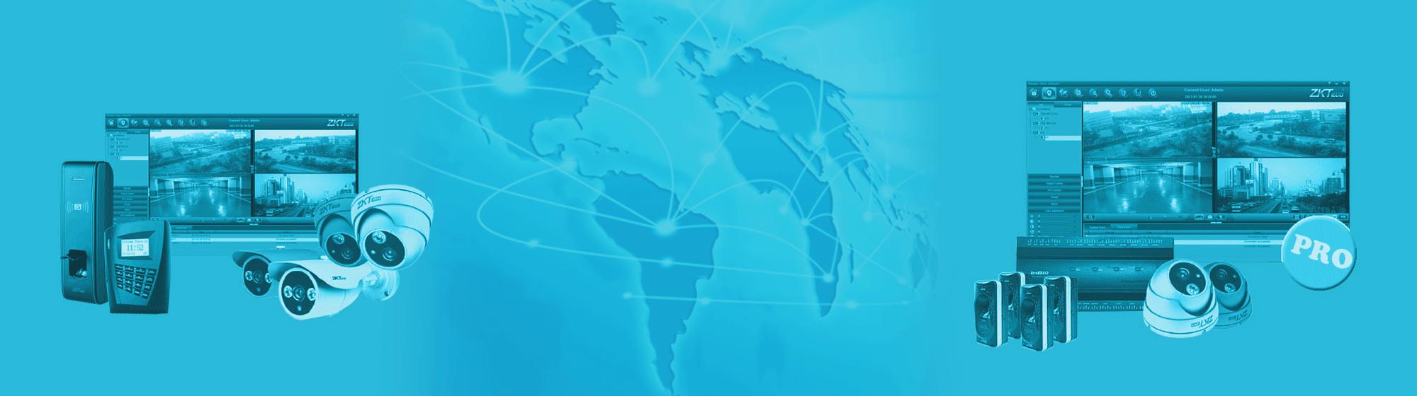 Completa integración entre el sistema de accesos y videovigilancia
